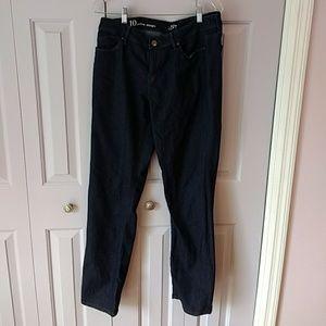 "Loft ""Modern Straight"" Jeans Size 10"